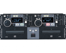 Denon DN-D4500 Dual CD/MP3 Player with DJ controls