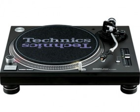 Technics-SL1200-Turntable