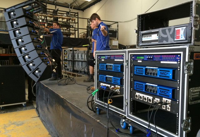 DC Productions Promoted by ProAudio Central